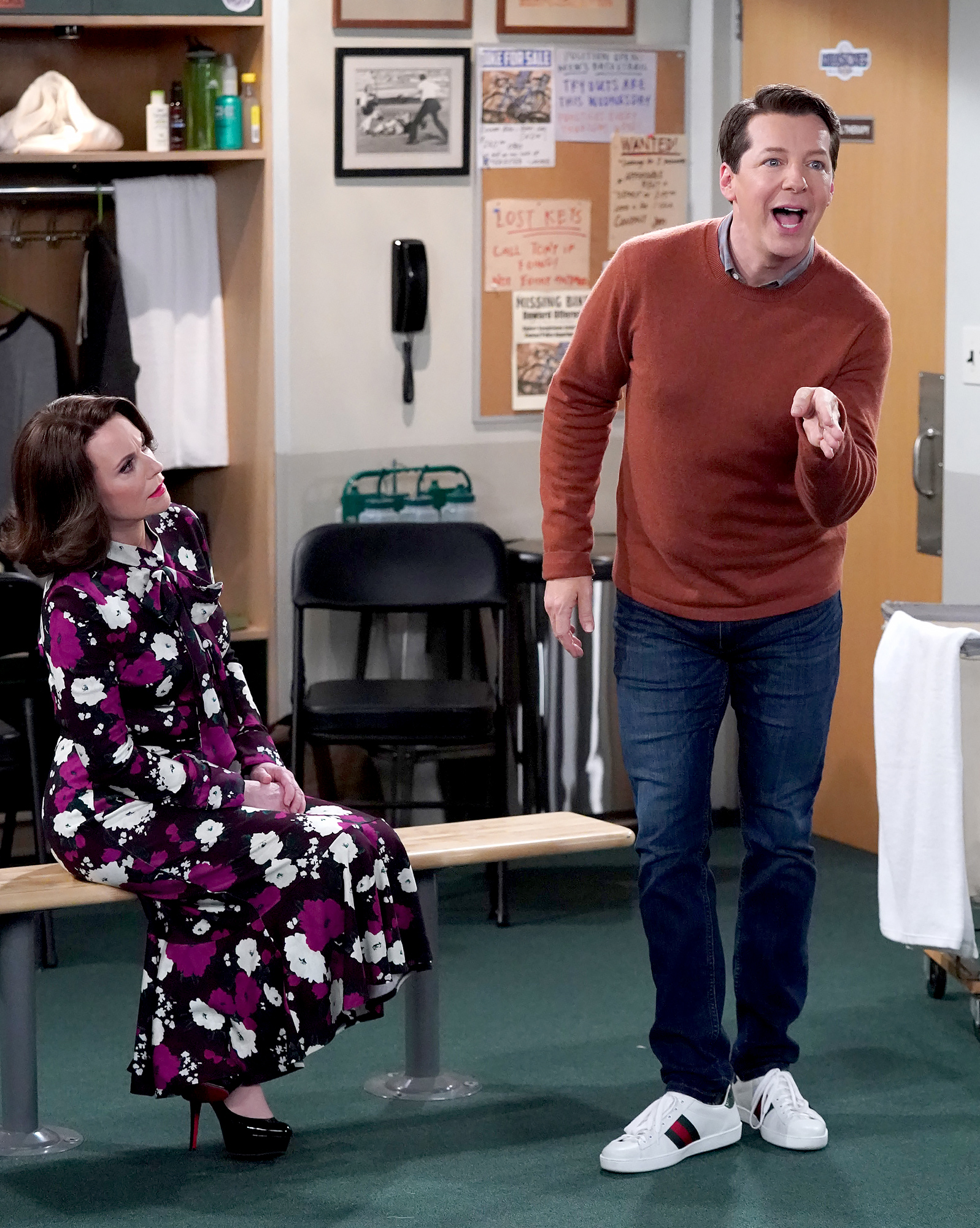 Sean Hayes Will and Grace