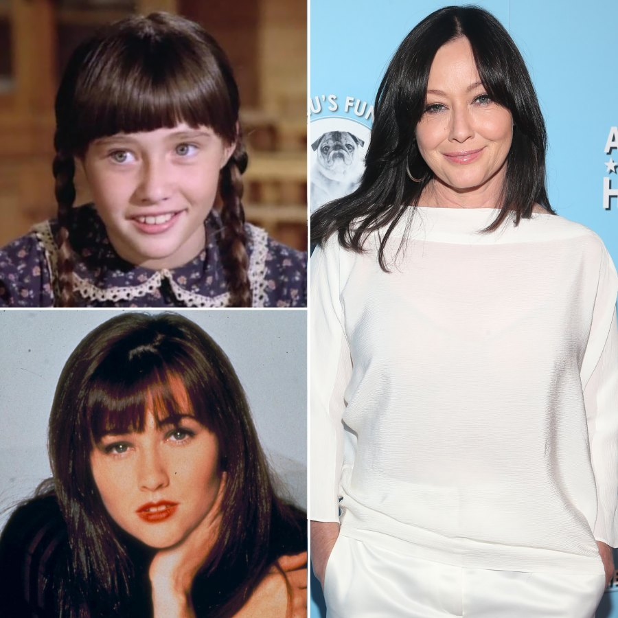 Shannen Doherty Through the Years