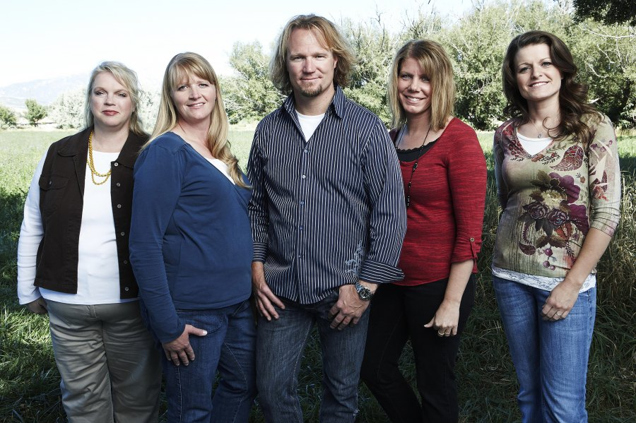 Sister Wives' Kody Brown and His Wives Reveal How They're Social Distancing