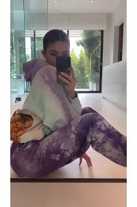 Stars At Home - Kylie Jenner