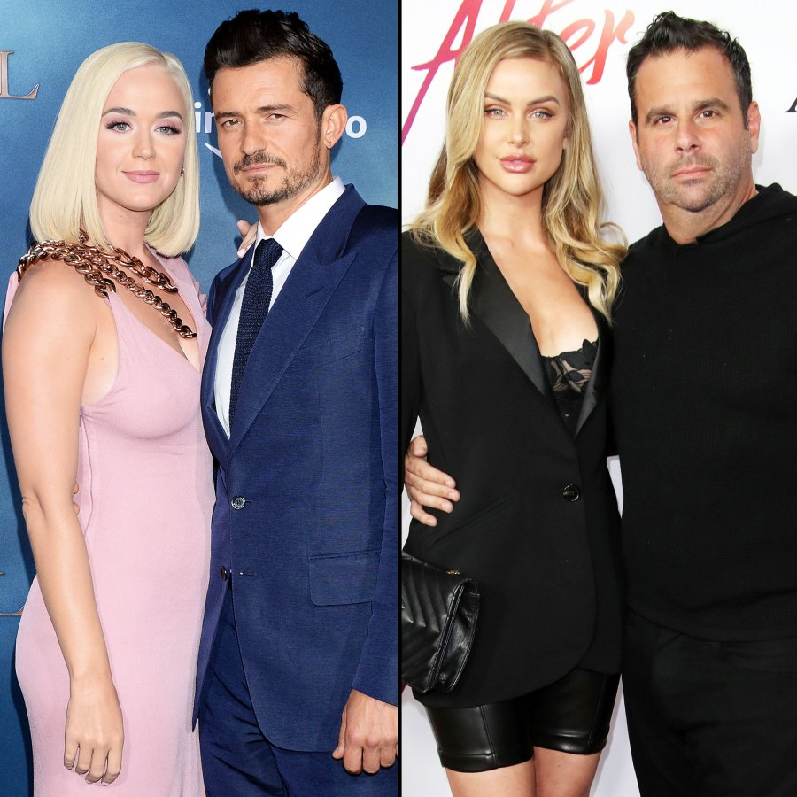 Katy Perry and Orlando Bloom and Lala Kent and Randall Emmett Stars Who Have Had to Postpone Weddings Amid Pandemic