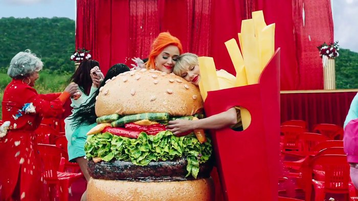 Stars Whove Made an Appearance Taylor Swift Music Videos Katy Perry