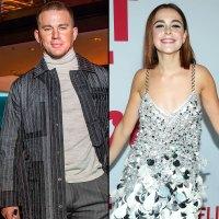 Channing Tatum Kiernan Shipka Stars Whove Used the Raya Dating App