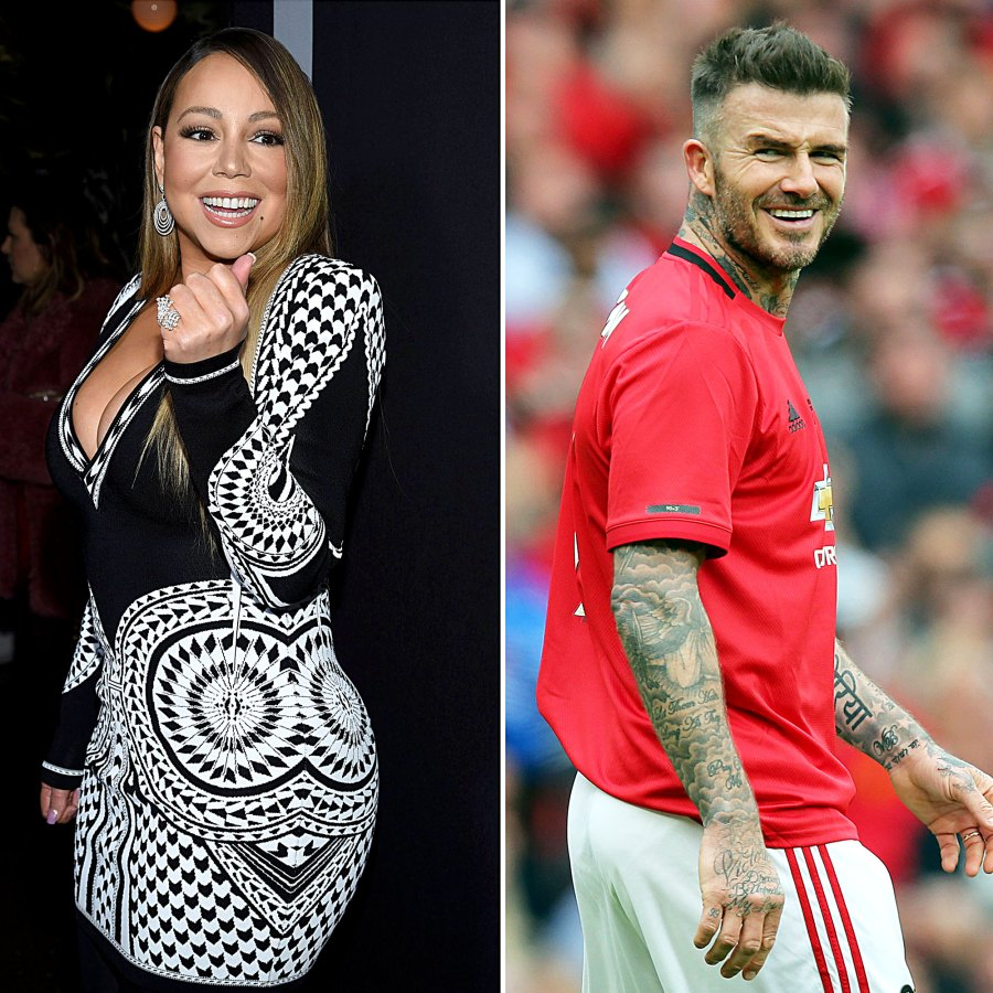Mariah Carey David Beckham Stars You Didn't Know Are Good Cooks