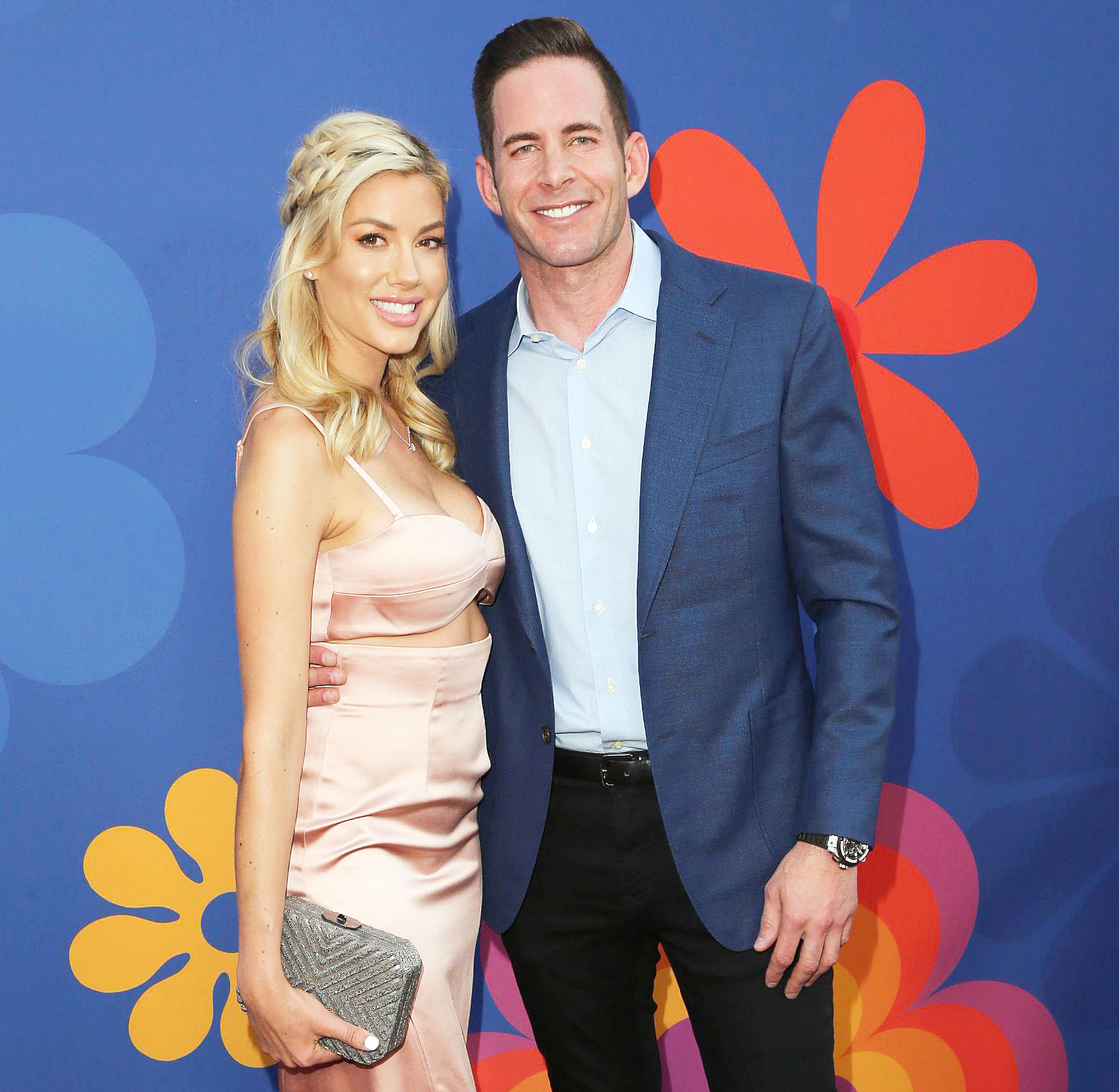 Tarek El Moussa and Heather Rae Young Move In Together