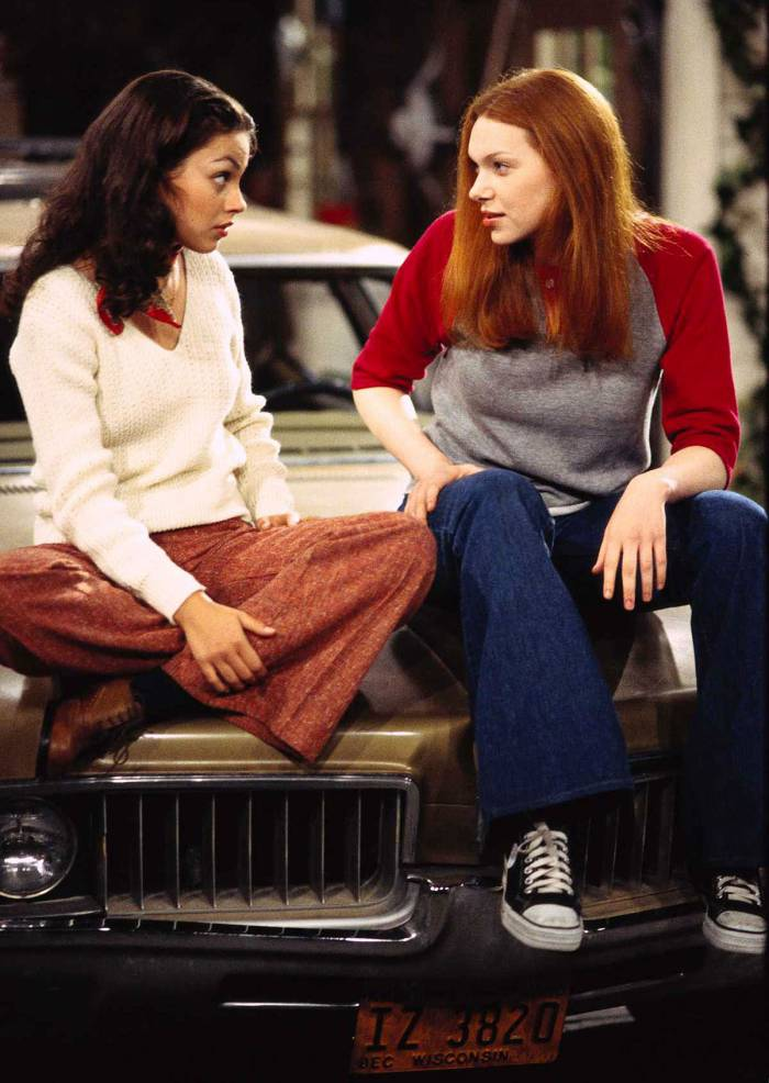 That 70s Show Laura Prepon and Mila Kunis Parenting Advice