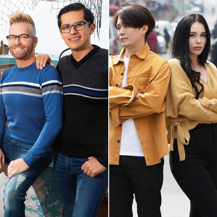 The Cast of 90 Day Fiance The Other Way