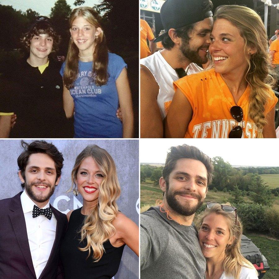 Thomas Rhett and Lauren Akins: A Timeline of Their Relationship