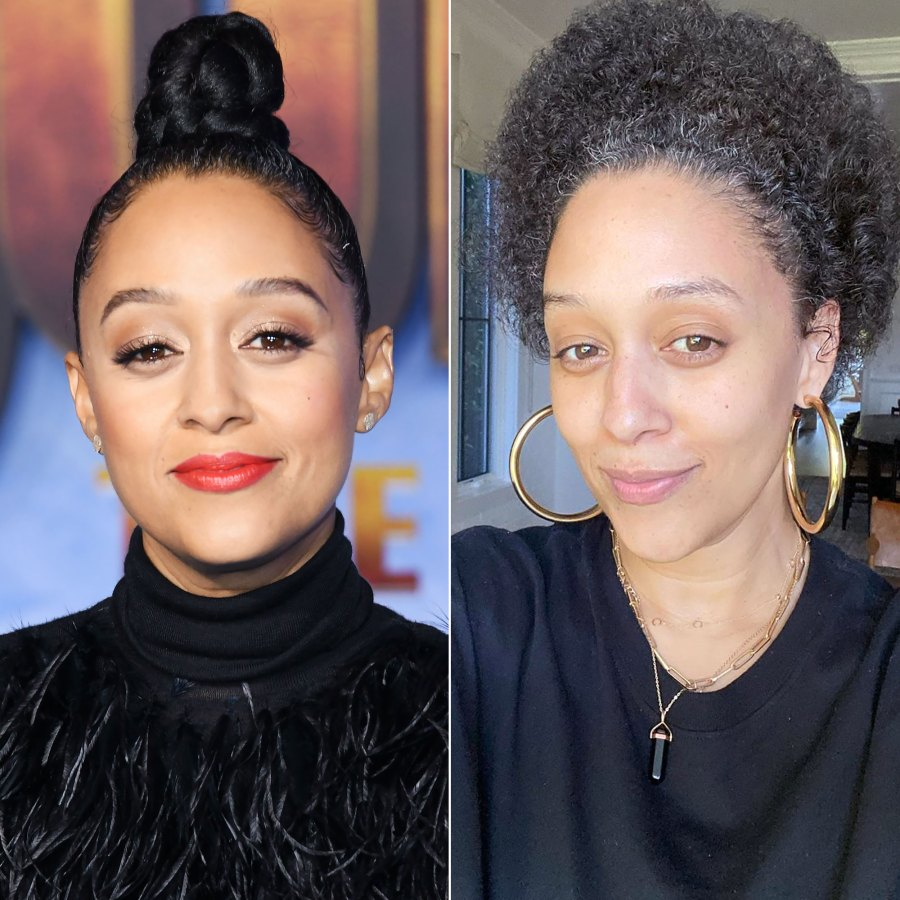 Proof Tia Mowry Looks Flawless Without Makeup