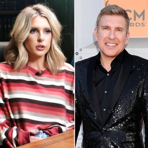 Todd Chrisley's Estranged Daughter Lindsie Chrisley Denies She Is 'Happy' About His Coronavirus Diagnosis