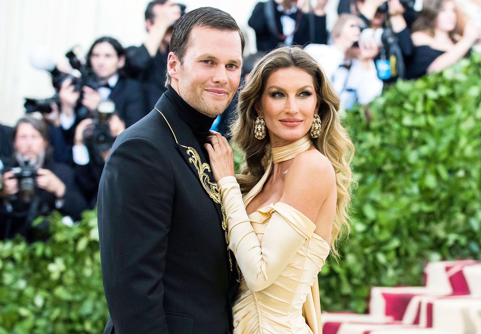 Tom Brady and Gisele Bundchen at the MET Gala Tom Brady Admits He Had to Make Changes When Wife Gisele Bundchen Wasnt Satisfied in Their Marriage