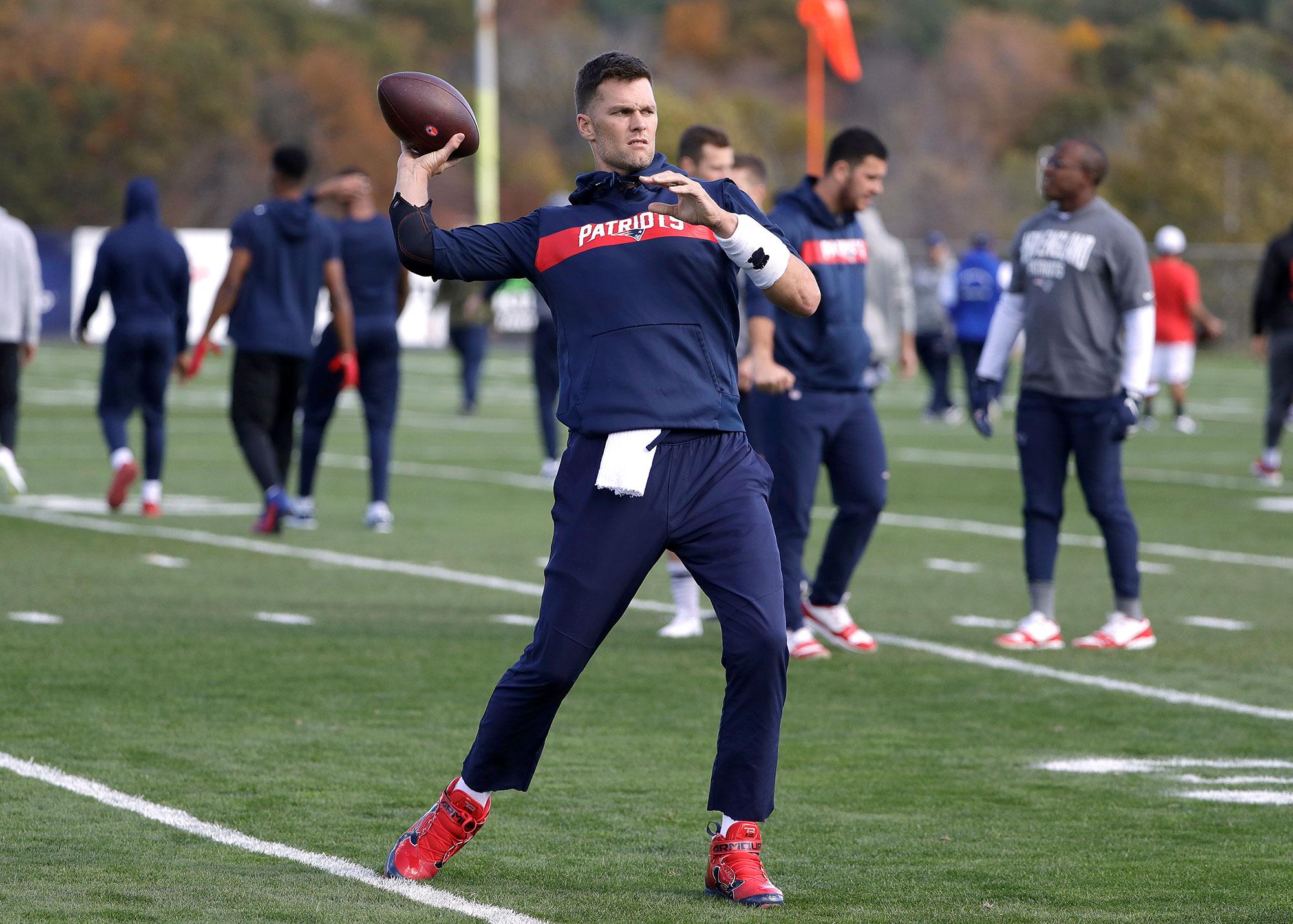 Tom Brady Kicked Out of Florida Park