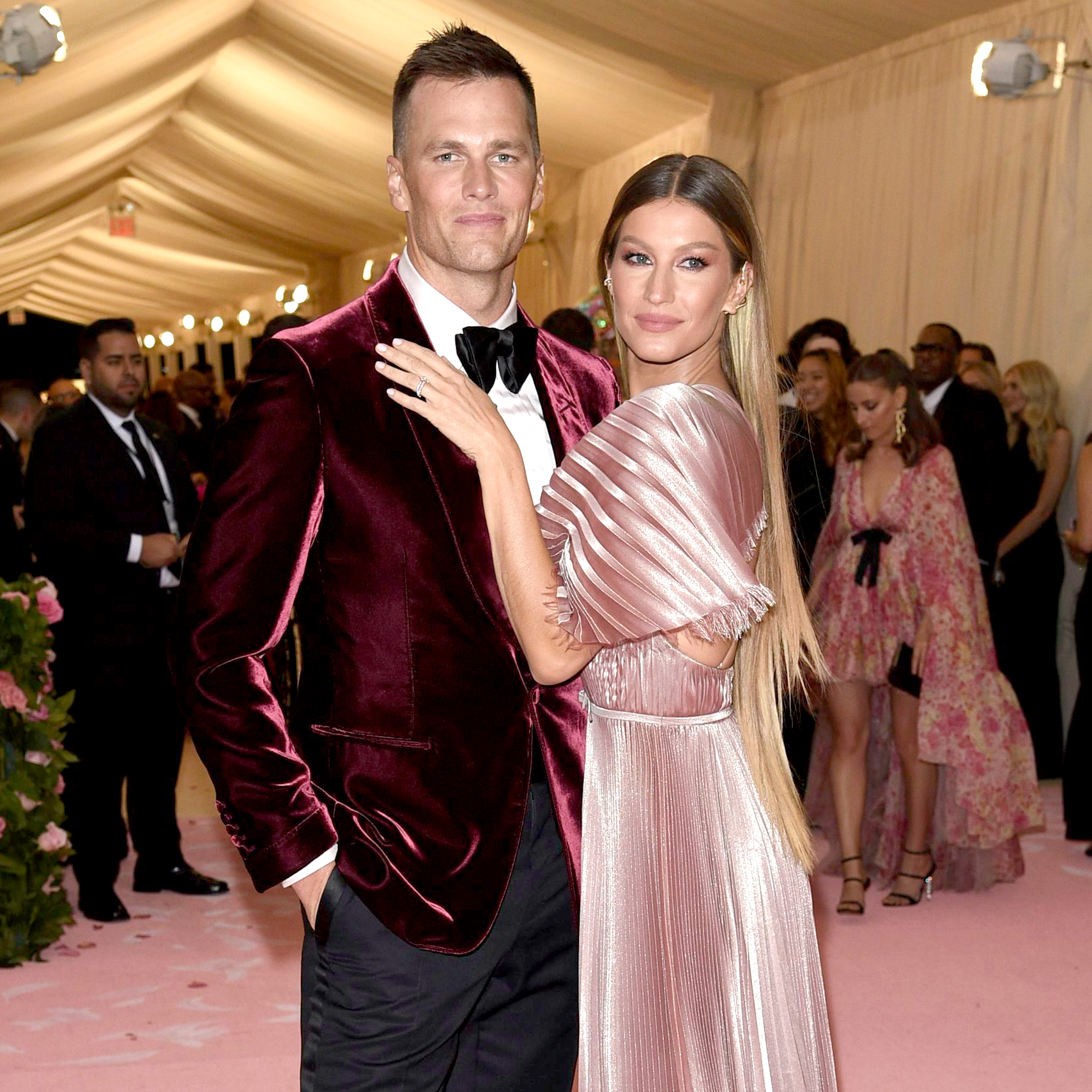 Tom Brady Talks Dating Gisele Bundchen as an Expectant Father 1