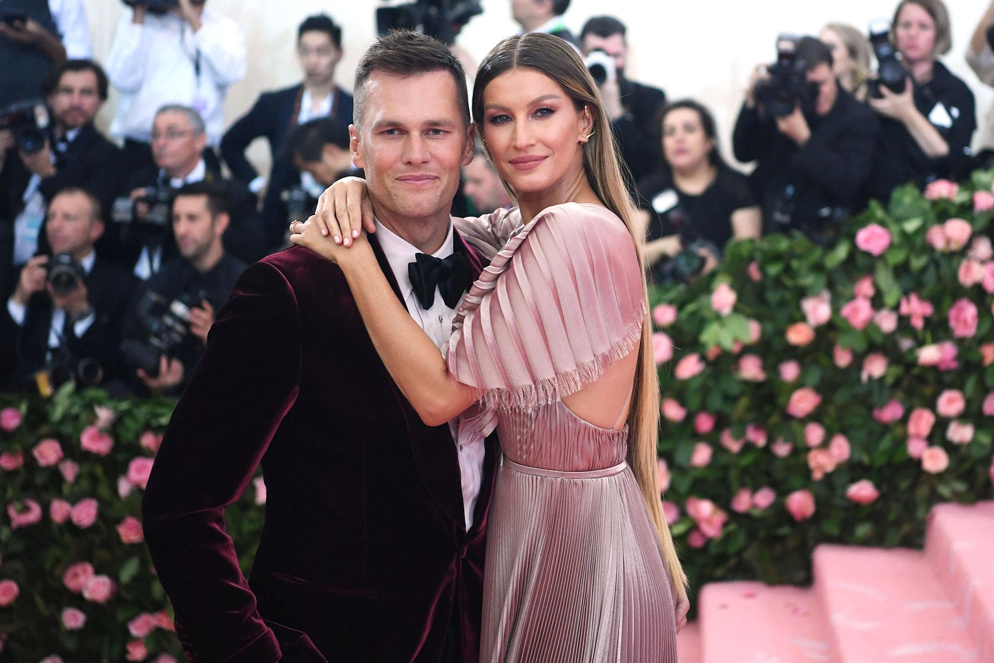 Tom Brady and Gisele Bundchen MET Gala Kicked Out of Florida Park