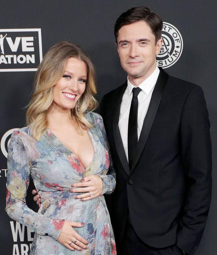 Topher Grace and Ashley Hinshaw Welcome Their 2nd Child