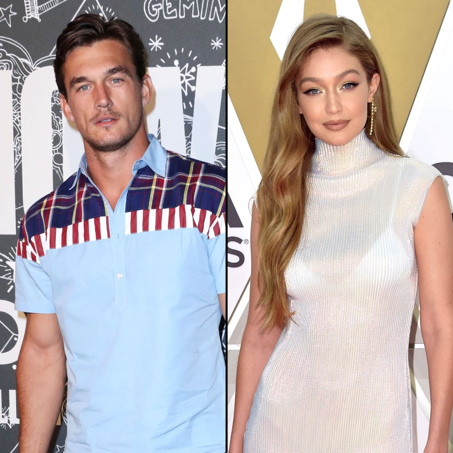 Tyler Cameron Sings Into Wine Bottle After Gigi Hadid Pregnancy News