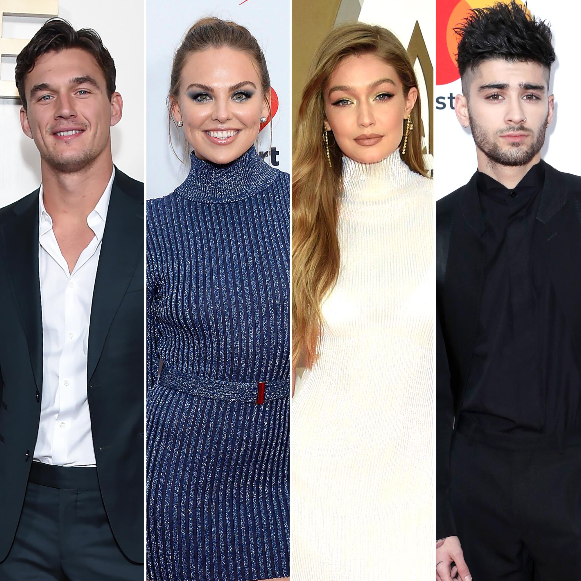 Tyler Cameron Speaks Out on Hannah Brown, Gigi Hadid, Zayn Malik