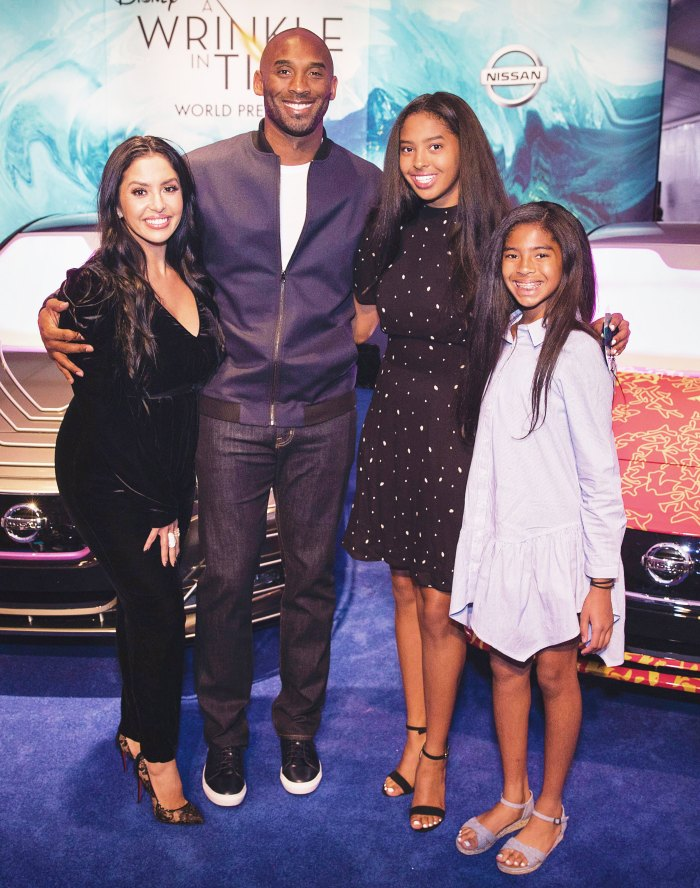 Vanessa Bryant Is 'Proud' of Kobe Bryant's Hall of Fame Induction