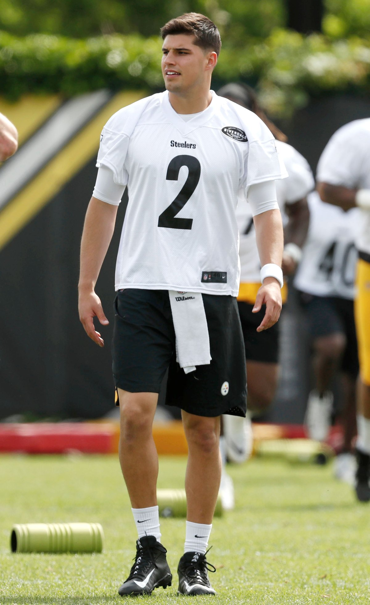 Mason Rudolph 5 Things To Know About Nfler Spotted With Hannah Ann