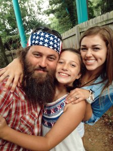 Duck Dynasty Star Willie Robertson's Home Sprayed by Bullets in Drive-By