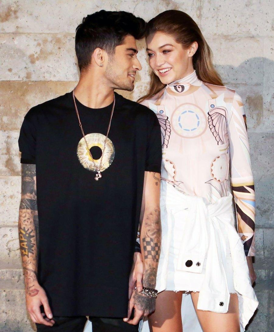 See Gigi Hadid and Zayn Malik's Most Stylish Couple Moments