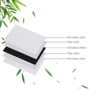 Zoyeah Activated Carbon Mask Filters
