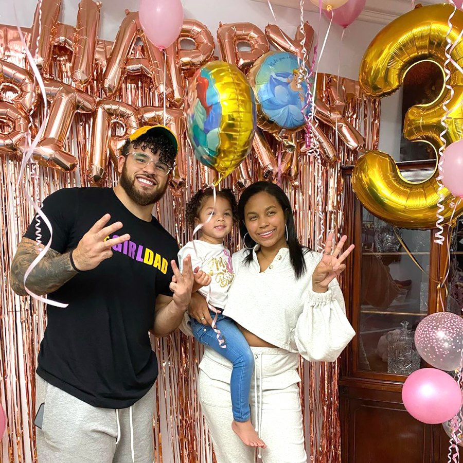 Cory Wharton and Cheyenne Floyd Celeb Parents Celebrating Kids' Birthdays in Special Ways While Quarantined