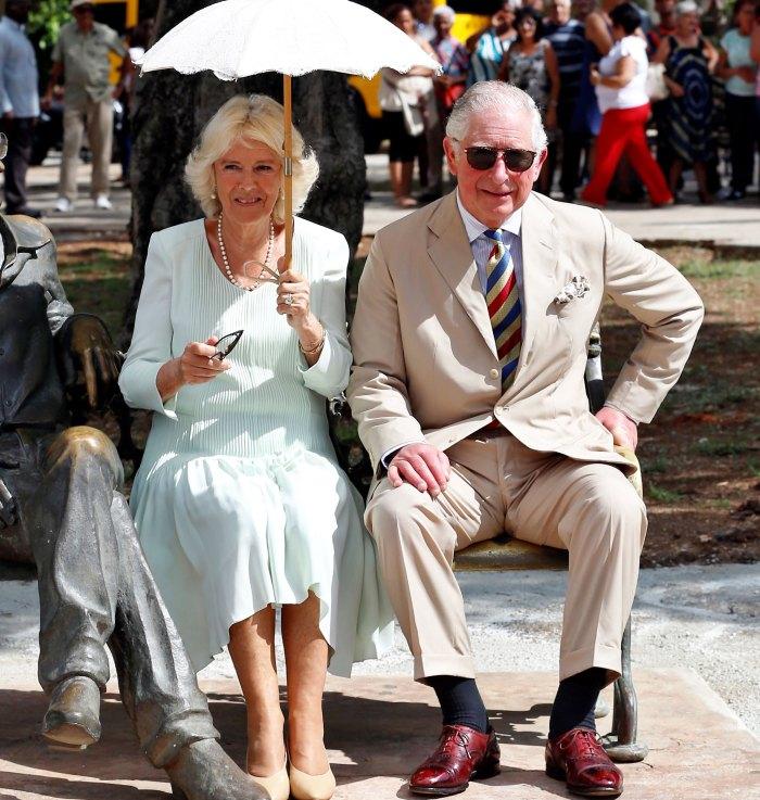 Duchess Camilla Prince Charles Anniversary