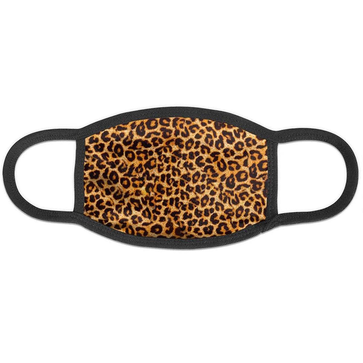 leopard-mask