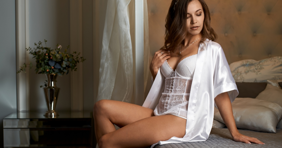 All of the Best Luxe Lingerie to Make Your Nights at Home Feel Fancier