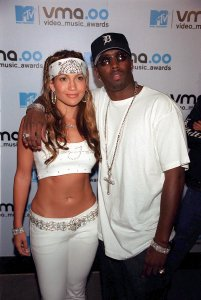 Jennifer Lopez Dances With Ex Diddy in Coronavirus Fundraiser