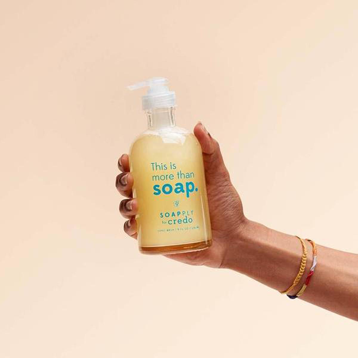 Soapply for Credo Liquid Hand Wash