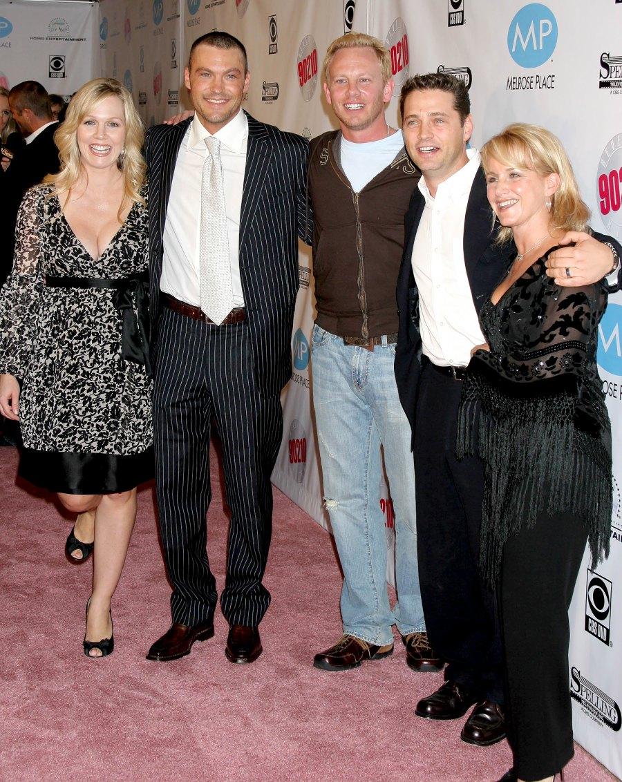 2006 90210 The Red Carpet Reunion