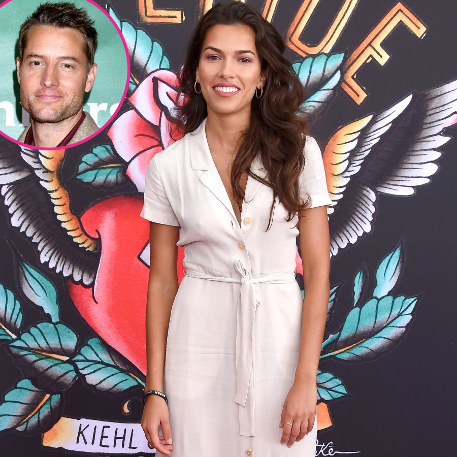 5 Things to Know About Justin Hartley Mystery Woman Sofia Pernas