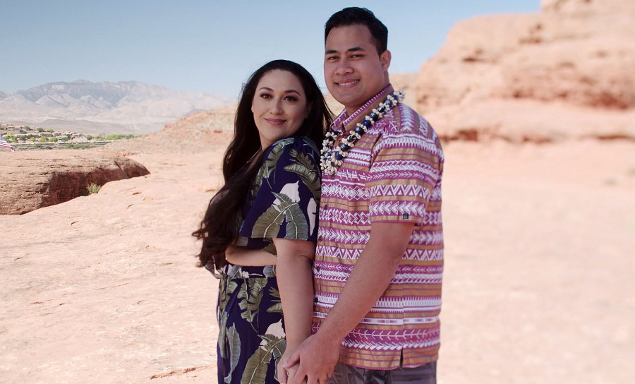 Kalani and Asuelu 90 Day Fiance Happily Ever After Season 5 Meet the Cast