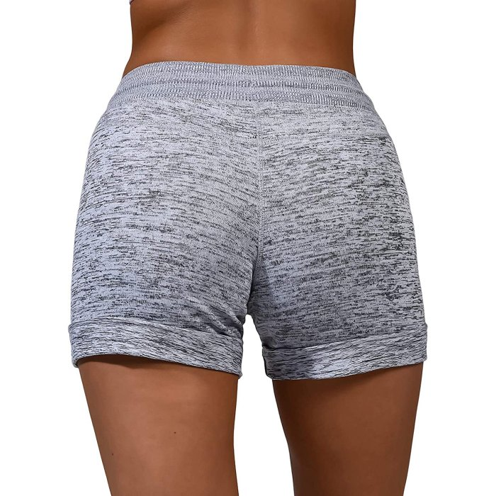 90 Degree by Reflex Soft and Comfy Activewear Lounge Shorts