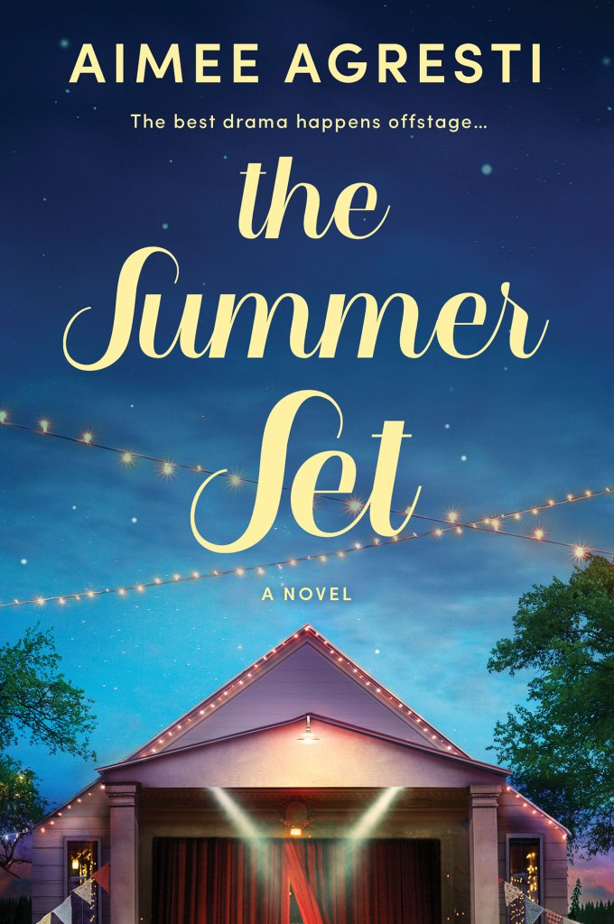Aimee Agresti Shares Exclusive Excerpt From Her Novel 'The Summer Set