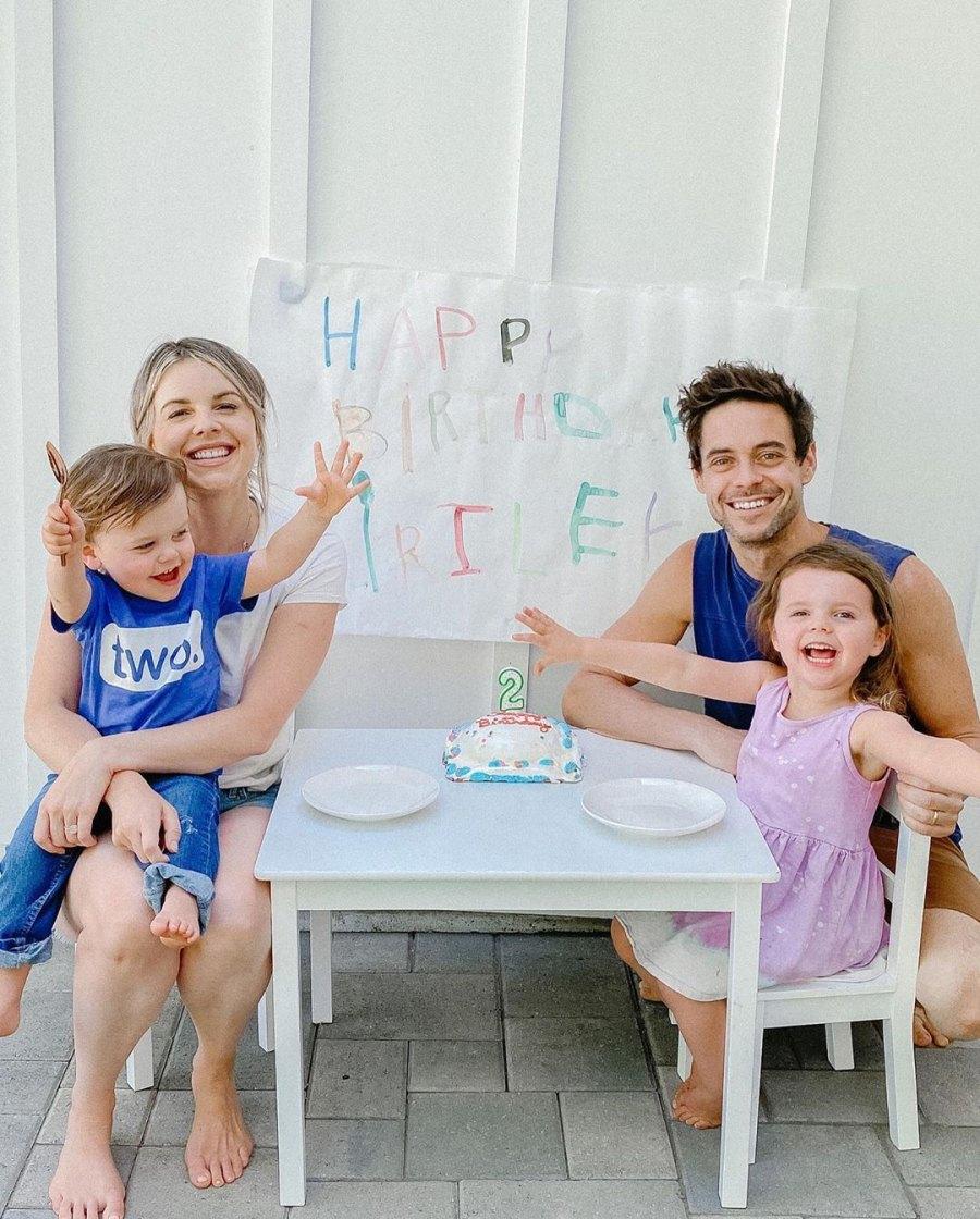 Ali Fedotowsky Riley Birthday Quarantine