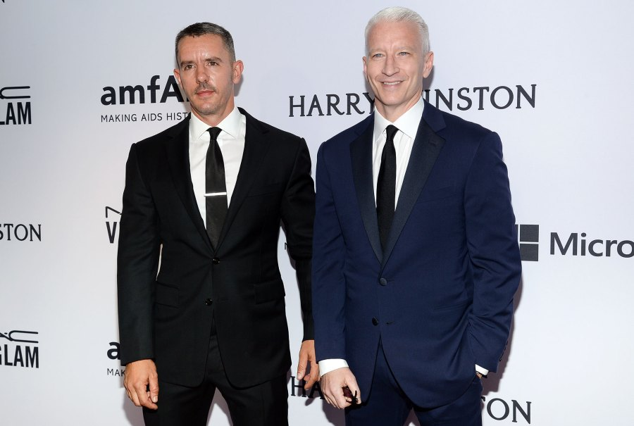 Anderson Cooper Reveals Why He Asked Ex Benjamin Maisani to Help Raise His Son