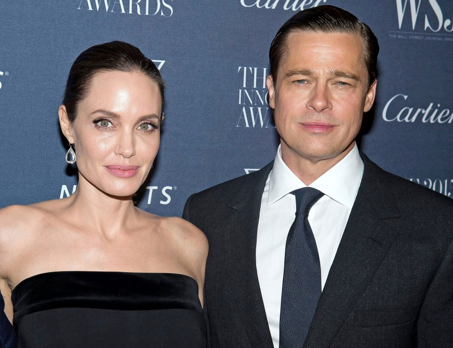 Angelina Jolie and Brad Pitt Alia Shawkat Has Helped