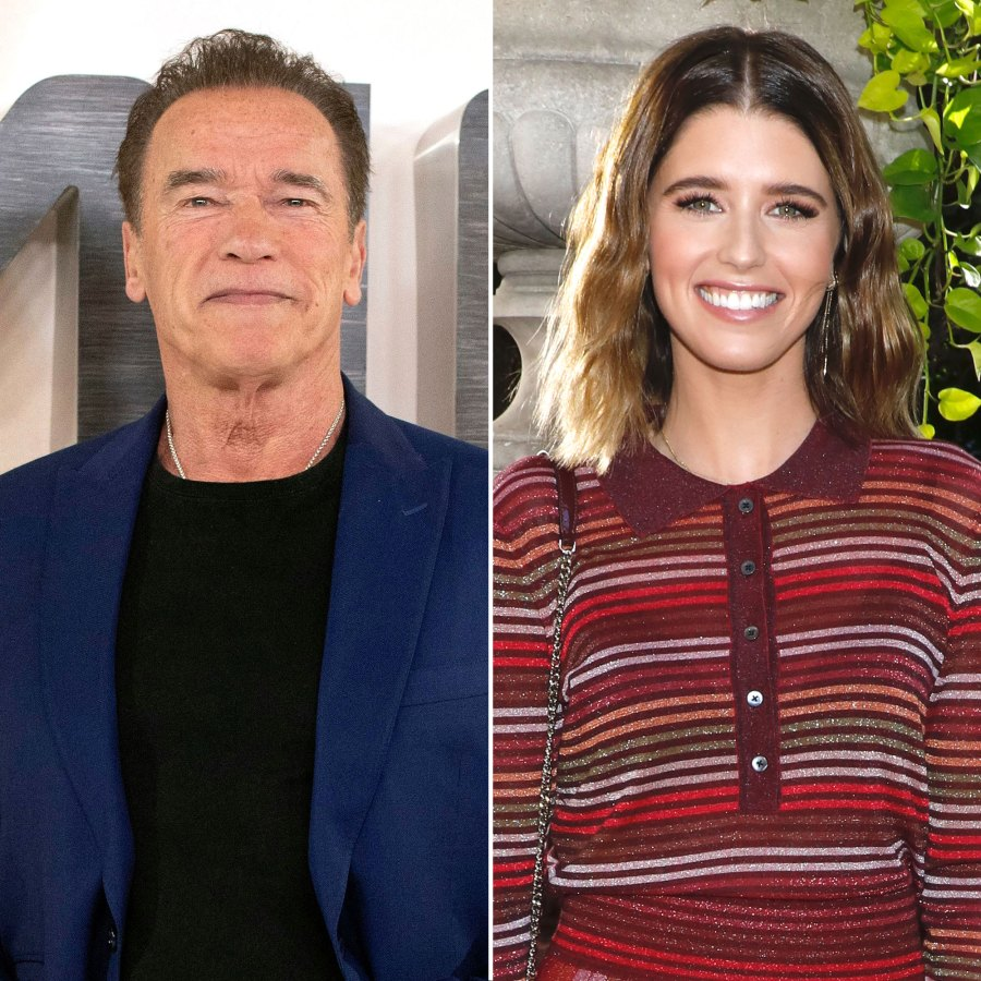 Arnold Schwarzenegger Gushes About Daughter Katherine Schwarzenegger