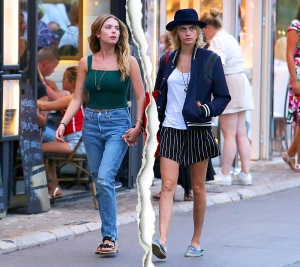 Ashley Benson and Cara Delevingne Split After 2 Years Together 2
