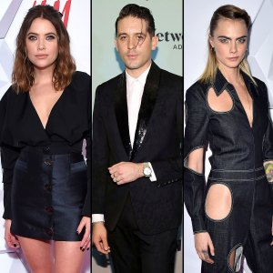 Ashley Benson S Sister Speaks Out About G Eazy Kiss Cara