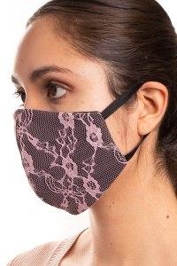 Auliné Collection Washable Reusable Fashion Face Mask