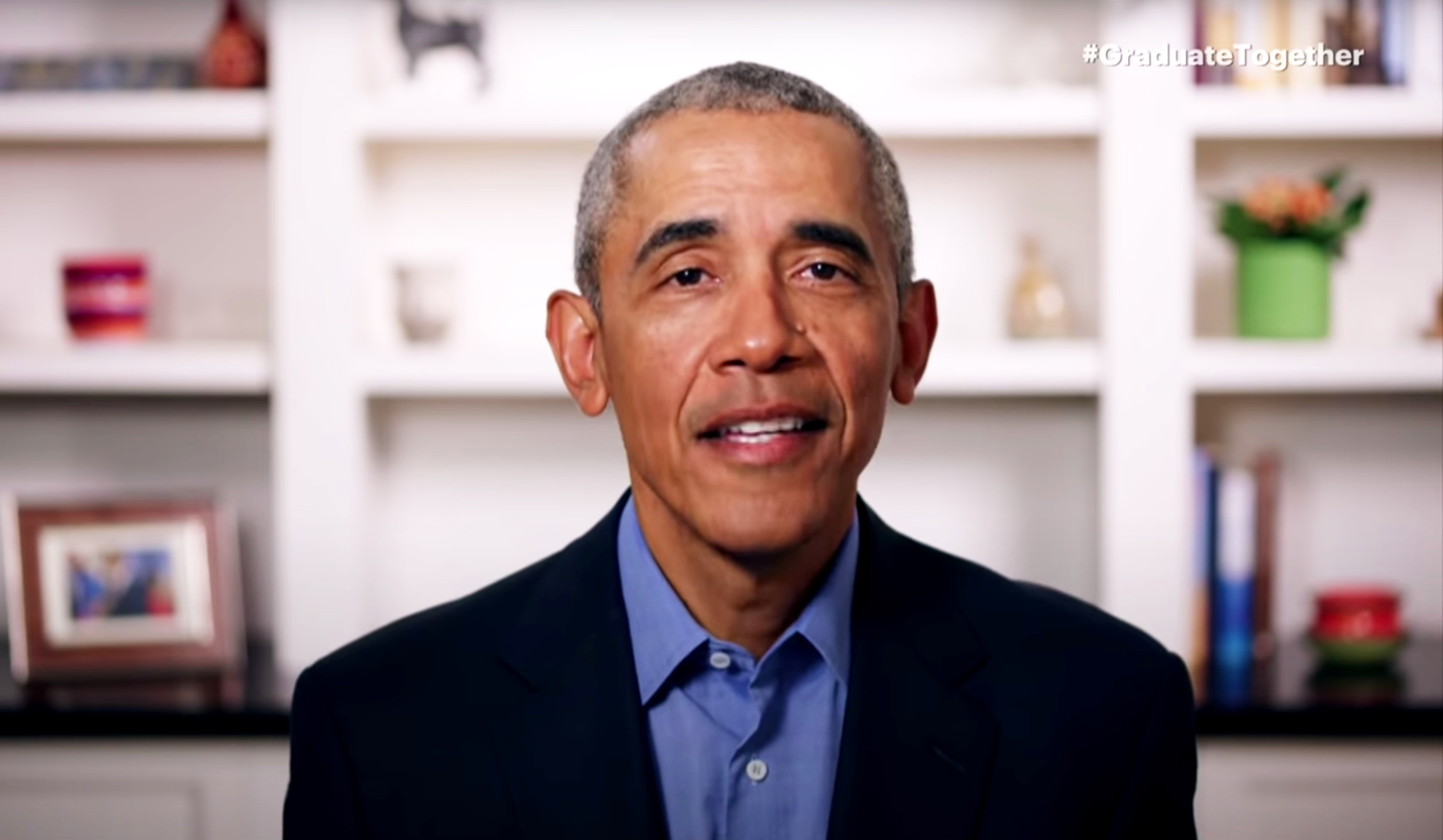 Barack Obama Offers 3 Pieces of Advice to Class of 2020 in 'Graduate Together'