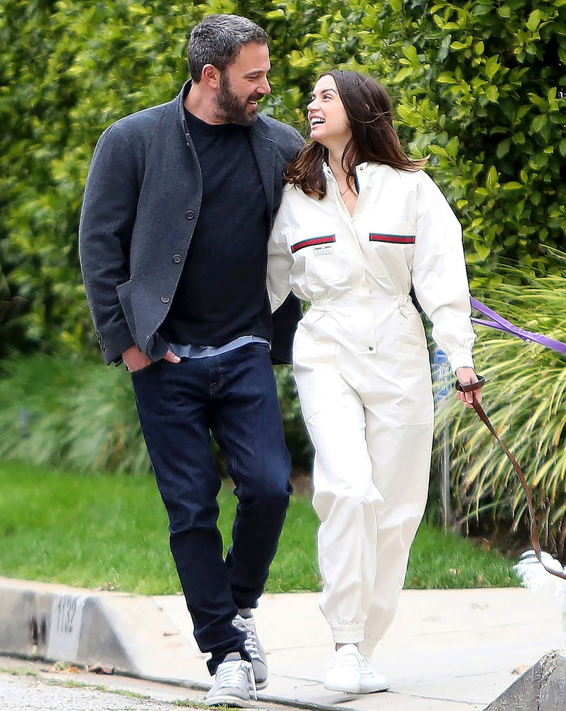 Ben Affleck Over The Top Birthday Getaway Ana de Armas