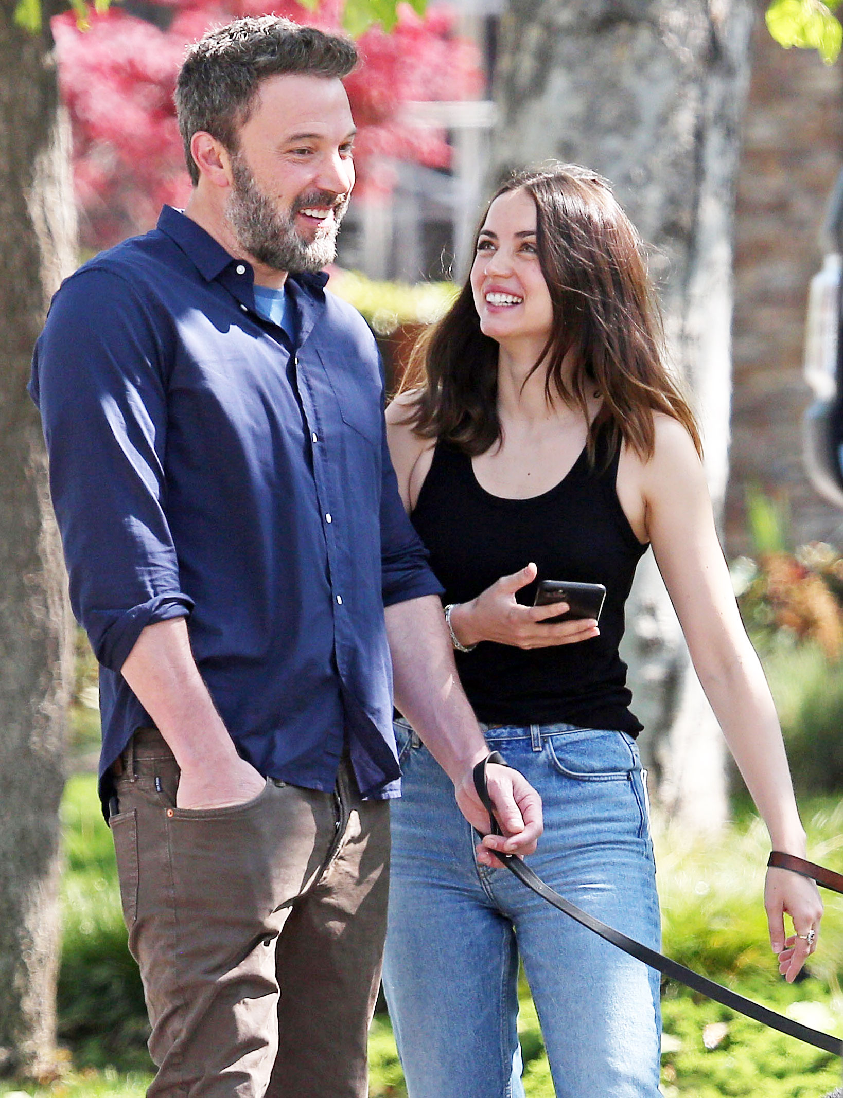 Ben Affleck and Ana de Armas take their dogs for a walk Jennifer Garner Is Happy to See Ex-Husband Ben Affleck in a Good Place