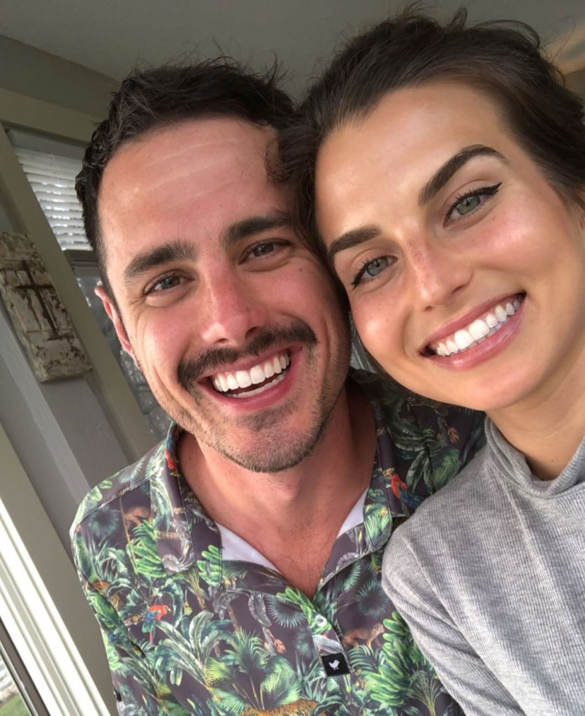 Ben Higgins and Jessica Clarke Decided Not to Sleep Together Until Marriage Instagram
