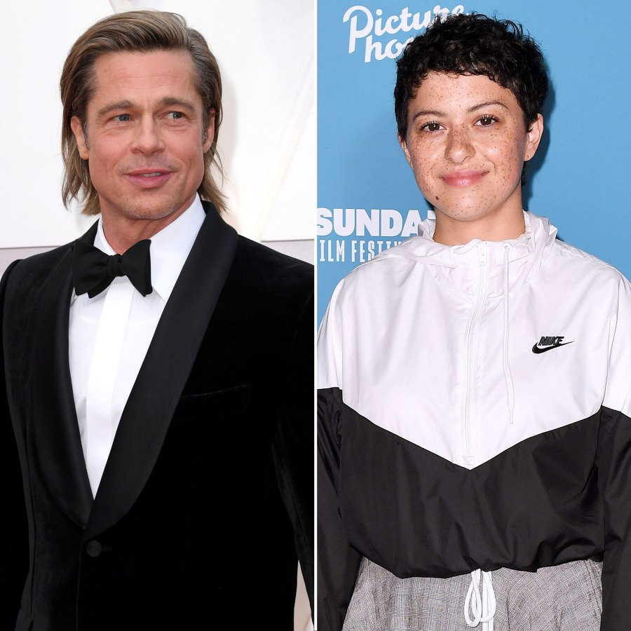 Brad Pitt Pal Alia Shawkat Wonderful Help After Divorce