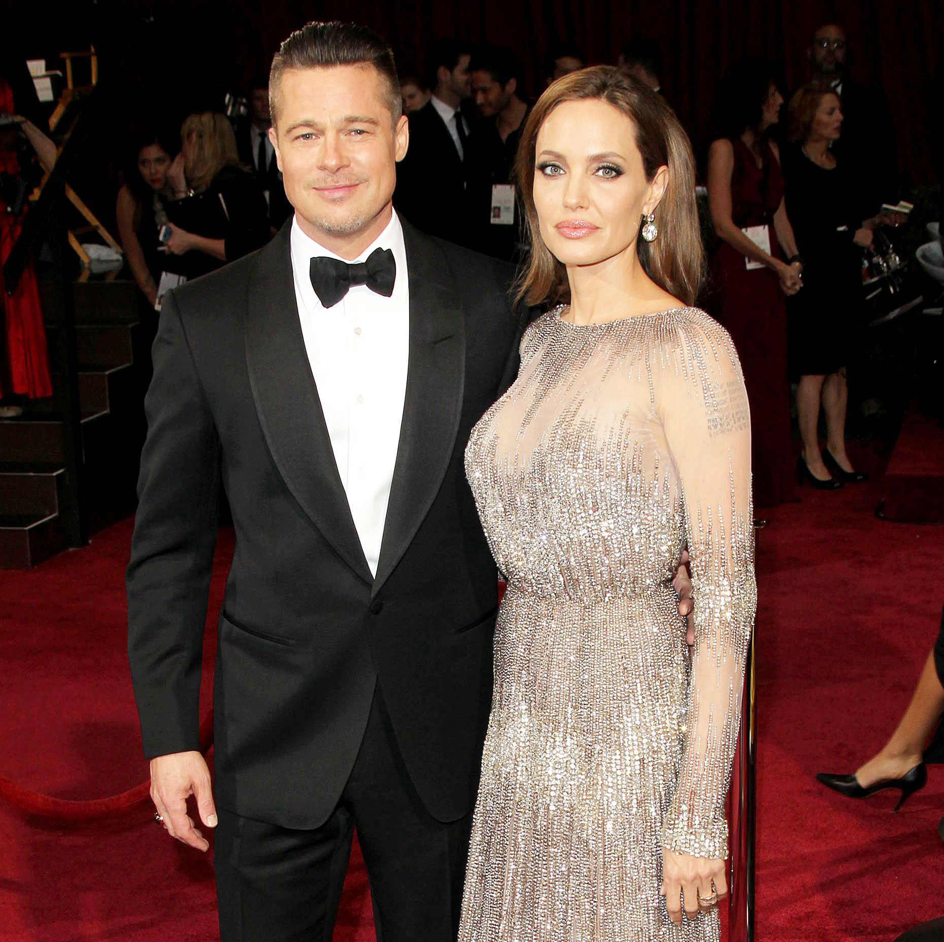 Brad Pitt and Angelina Jolie Are More Cordial Than Ever Following Custody Battle